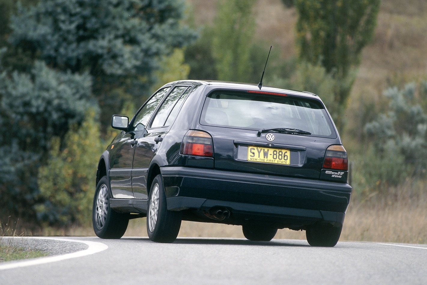 hight resolution of the vr6 s front drive platform was tied down more firmly than a conventional golf as a means of making it handle better which it did as well as accounting
