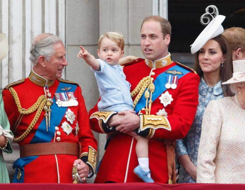 Prince Charles is said to adore the eight grandchildren he shares with Camilla, Duchess of Cornwall.