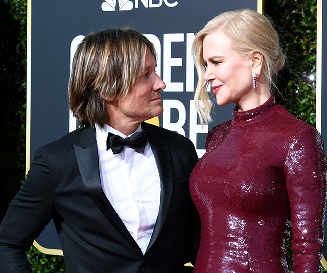 Nicole and Keith are one of Hollywood's strongest couples. Pictured here at the 2019 Golden Globe awards. (Image: Getty Images)