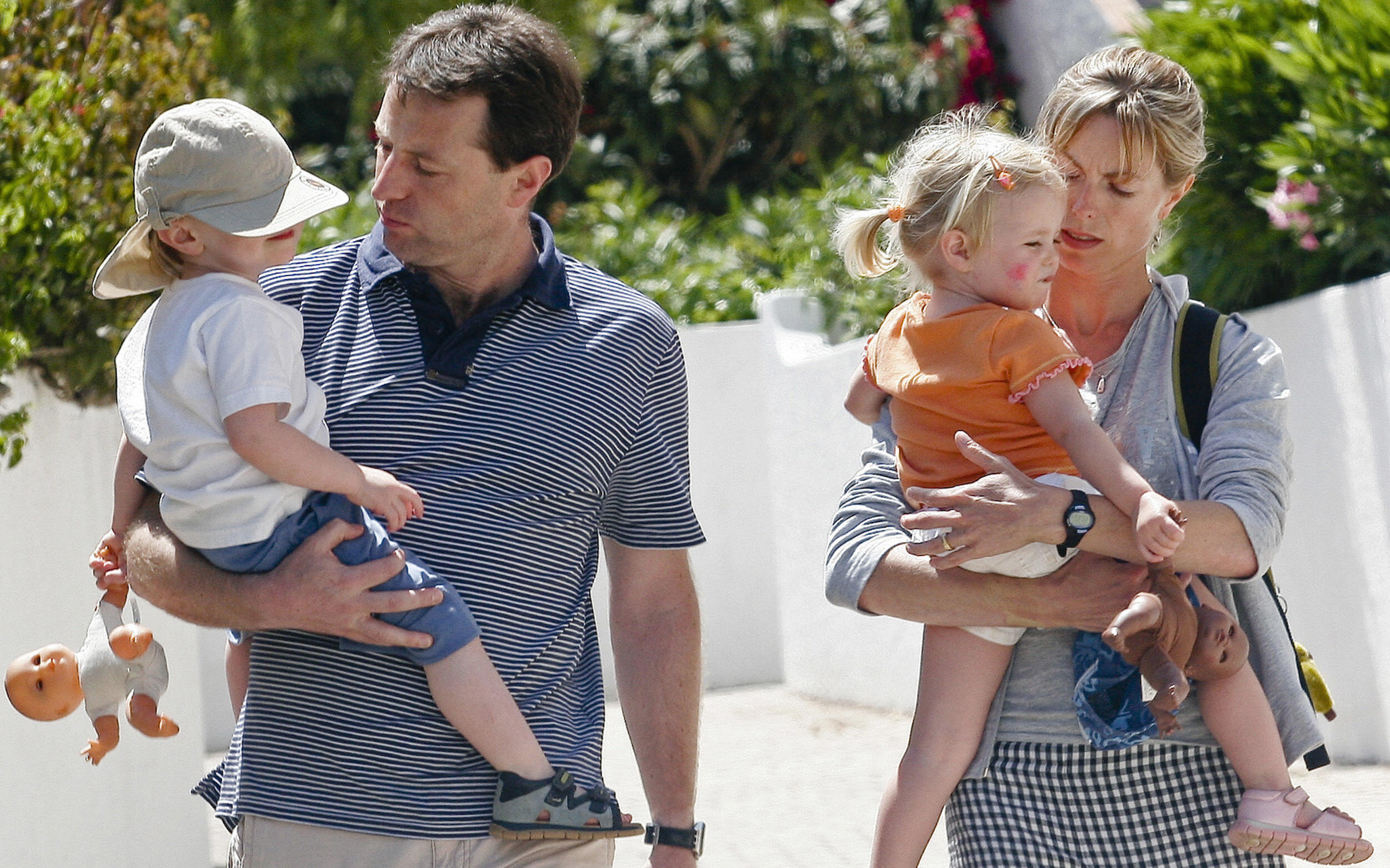 The McCann's still live in their family home, in a small English village. (Image: Getty)