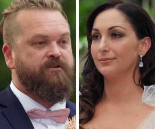 Mafs Luke And Poppy S Bilpin Wedding Venue Almost