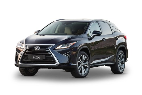 small resolution of 2018 lexus rx 200t luxury automatic 2 0l 4d wagon