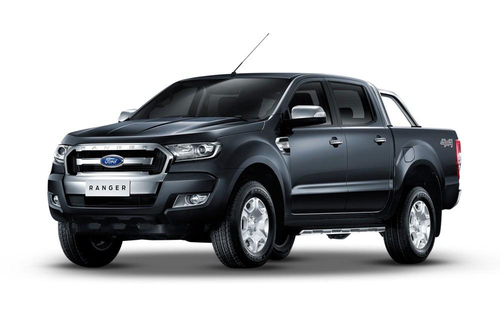 medium resolution of 2018 ford ranger xlt 3 2 4x4 manual 3 2l dual cab utility