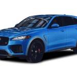 2020 Jaguar F Pace Svr 5 0l 8cyl Petrol Supercharged Automatic Suv