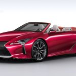 2018 Detroit Motor Show Lexus Lc Convertible On The Horizon