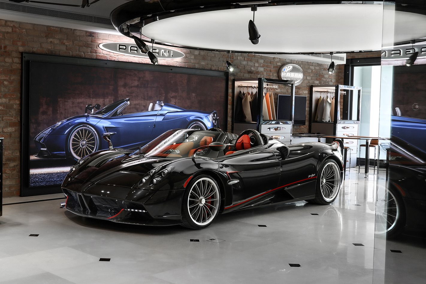Pagani Huayra Hd Wallpaper Pagani Huayra Roadster Arrives As Australia S Most