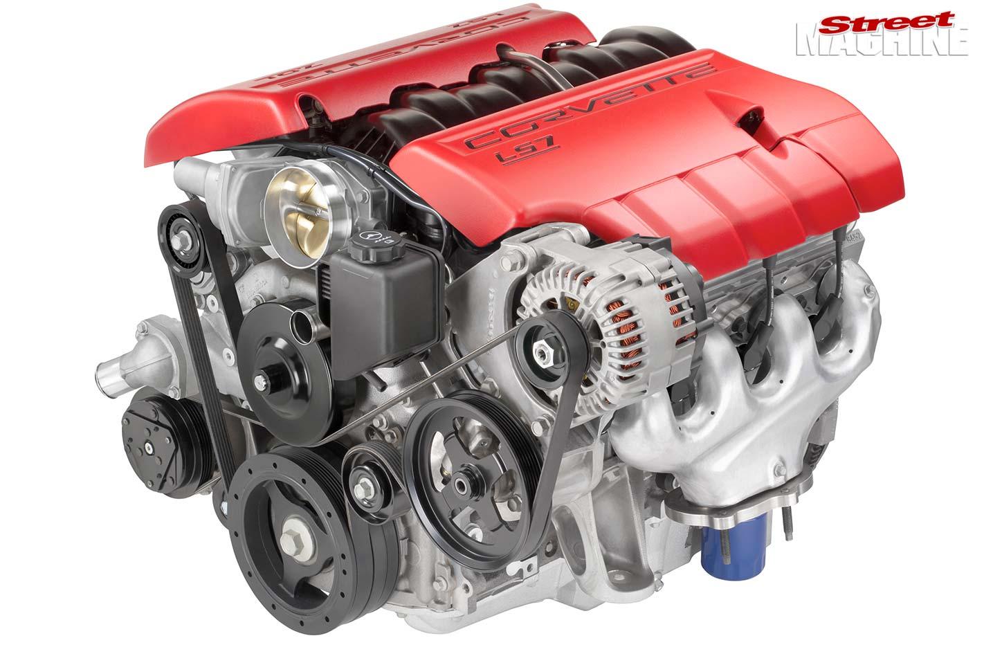hight resolution of ls engine