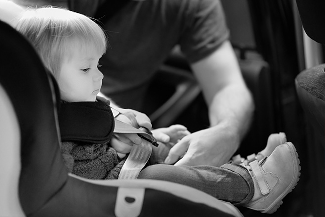 An Australian guide to child carseats