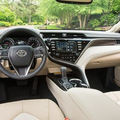 All New Camry 2018 Interior 2019 Harga Toyota To Arrive In November