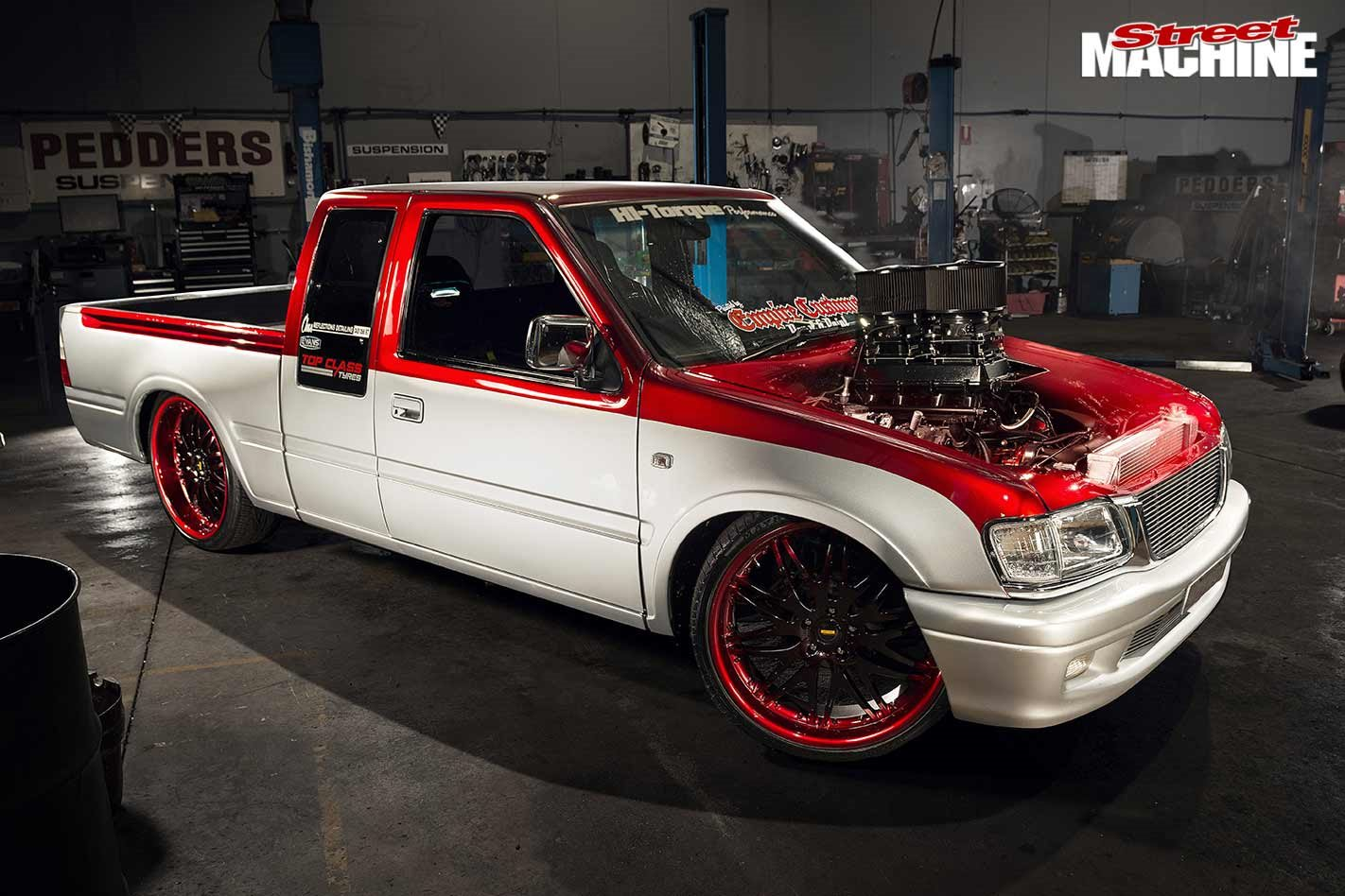 Holden Rodeo Circuit Electronic Design