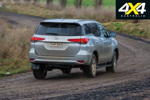 small resolution of deciding on what name to use was probably more of an issue given toyota could have revived the well regarded 4runner badge as used on hilux based wagons