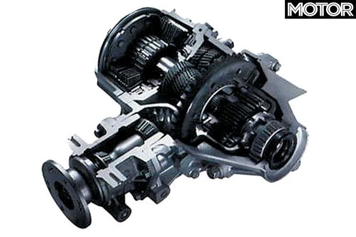 small resolution of officially the rear diff on the evo viii isn t an active diff it s called active yaw control but that s just a piece of marketing crud so they don t have