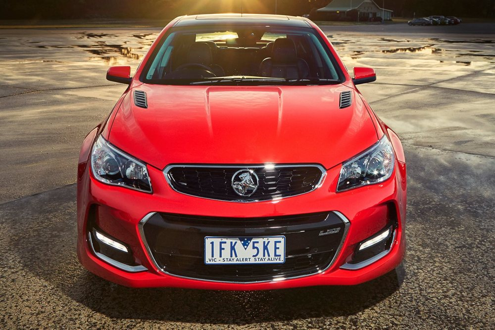 medium resolution of just nine holden vf commodores remain in stock according to a holden spokesperson and the best bit each of them has a v8 under the bonnet