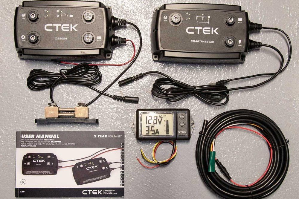 medium resolution of ctek 140a dual battery management system review