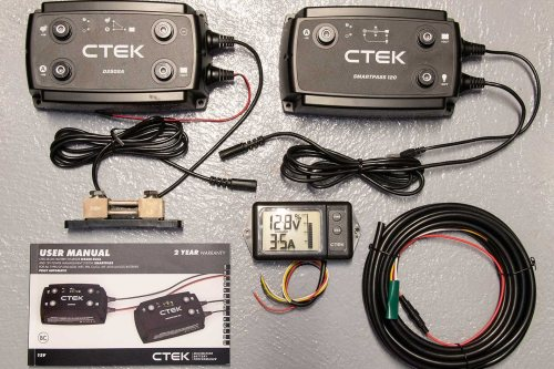 small resolution of ctek 140a dual battery management system review