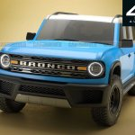 Latest Renderings Provide Best Look Yet At 2021 Ford Bronco