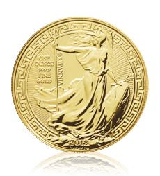 Oriental Inspired Britannia Coins