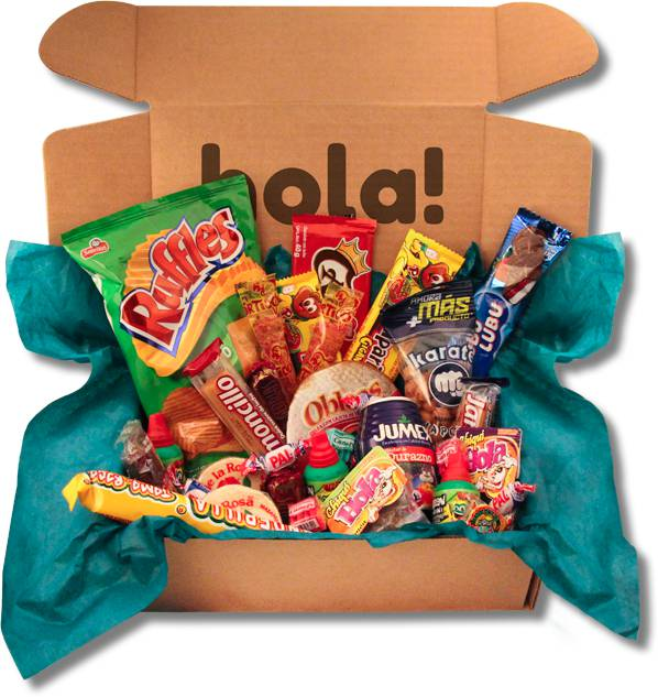 Mexitreat  Mexican Candy  Snack Subscription Box  Cratejoy