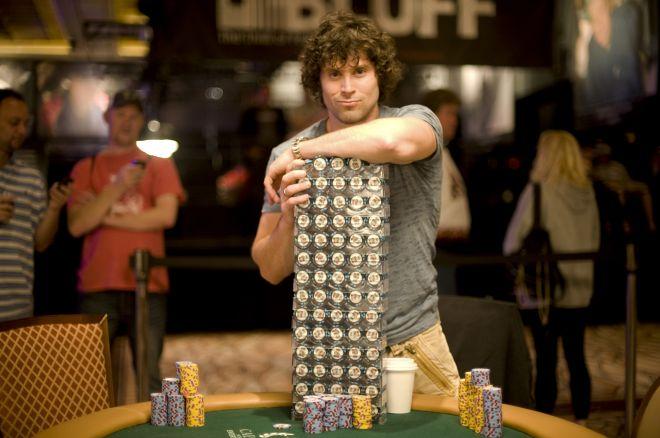 poker money shot