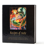 Recipes of Note: A collection of recipes from the Greensboro Symphony Guild