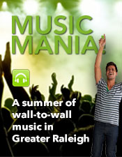 Travel North Carolina: Music Mania in Raleigh