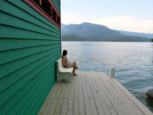 Lake Lure Allure. By Seth Wilson.