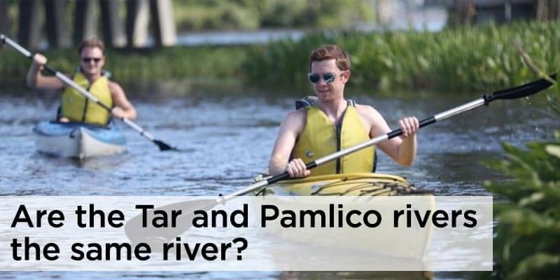 tar pamlico river