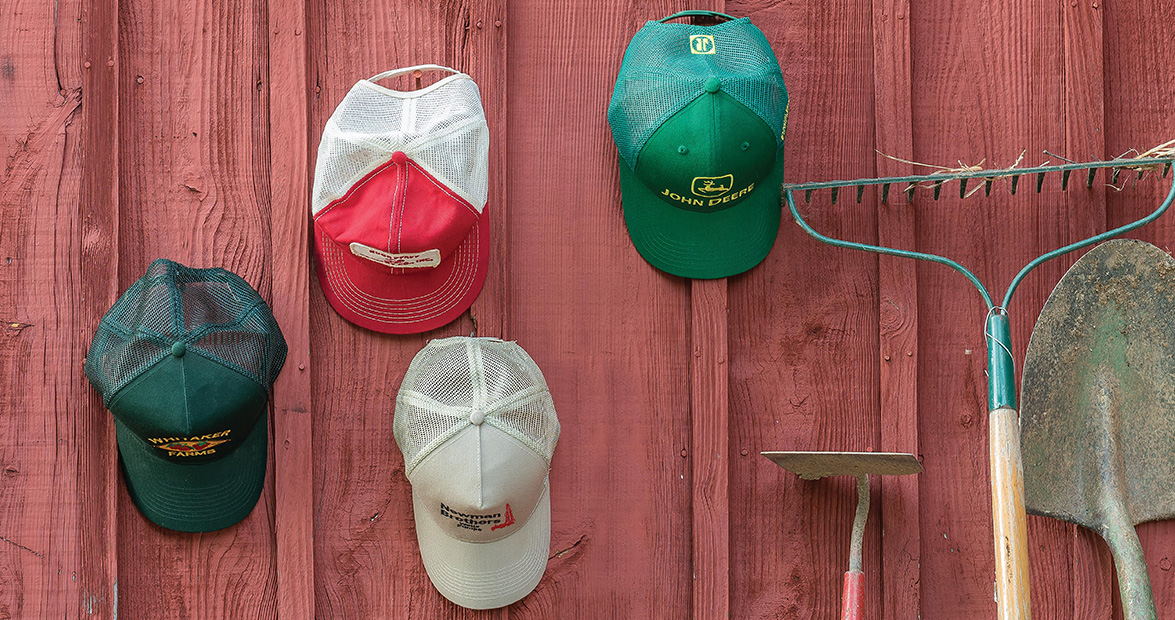 Trucker Hats  Fashion Statements Born Out of Necessity  a2662c9a08f