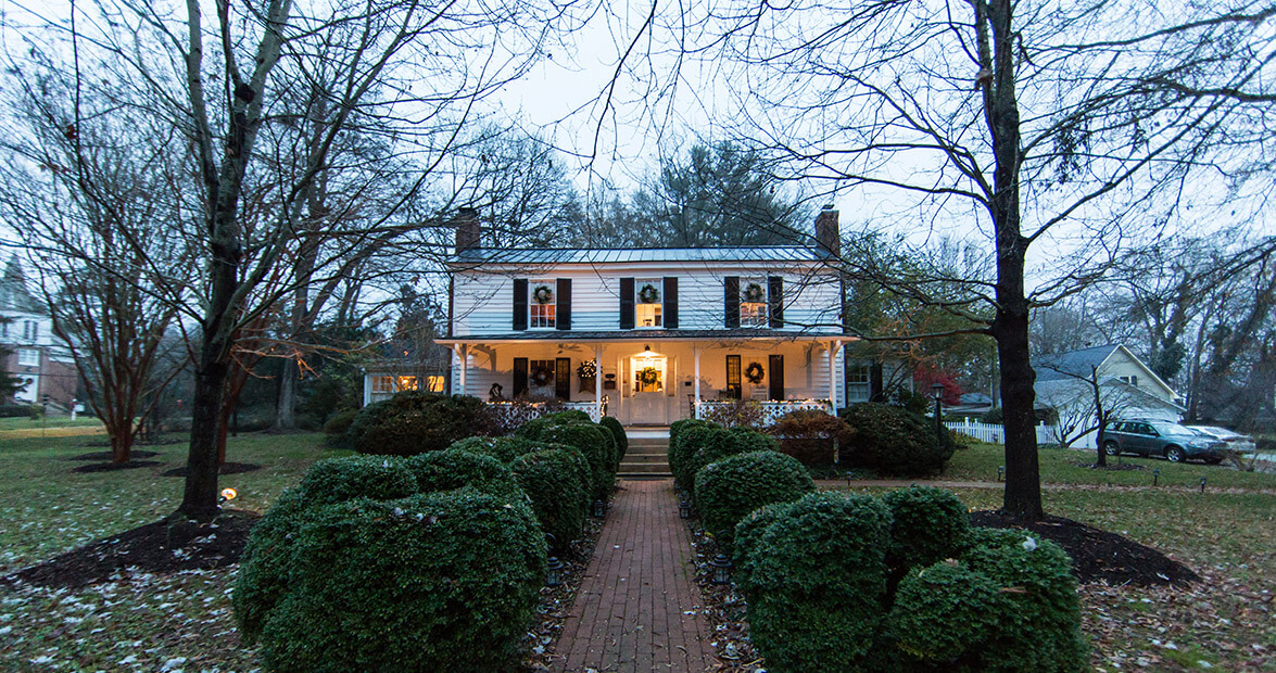Homeplace hillsborough s ashe house our state magazine for Hillsborough house
