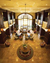 Essay Great North Carolina Hotel Lobby Tour