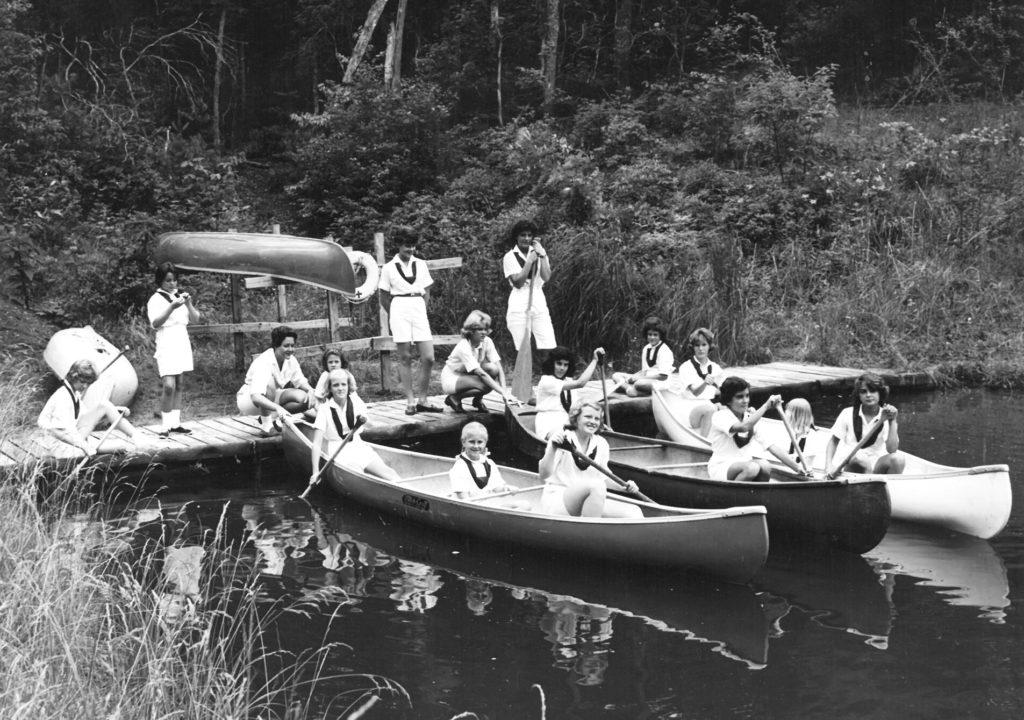 keystone canoe
