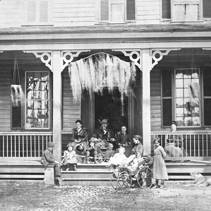 Photo Essay: The Restoration of Grimesland Plantation