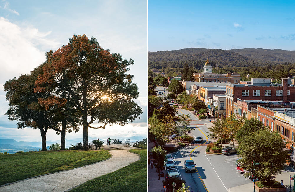 Hendersonville A Modern Mountain Town  Our State Magazine