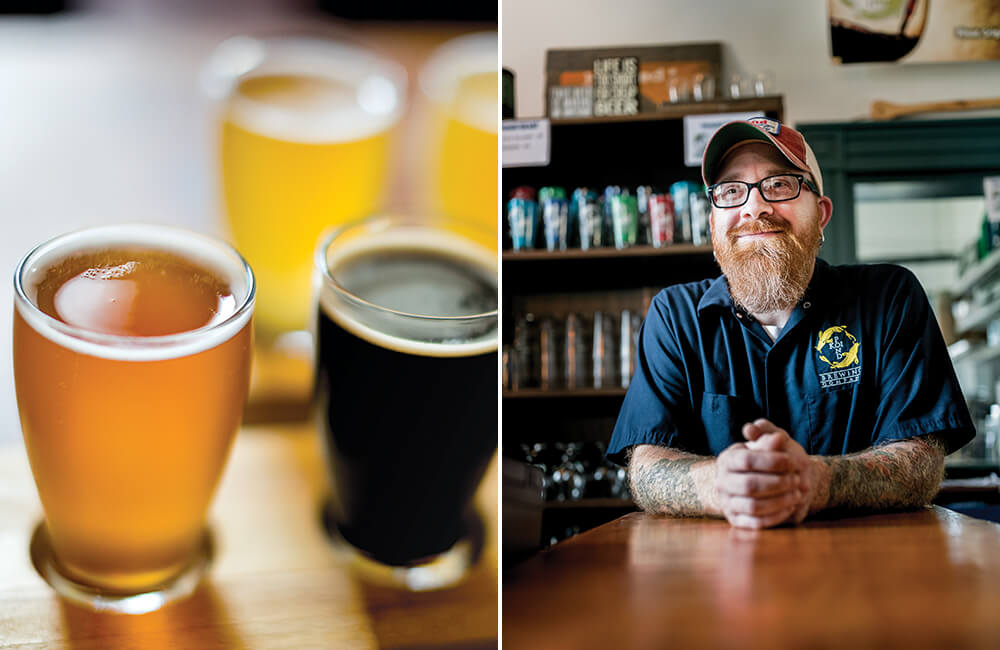 Tar River Draws Visitors to Rocky Mount's Brew Hub