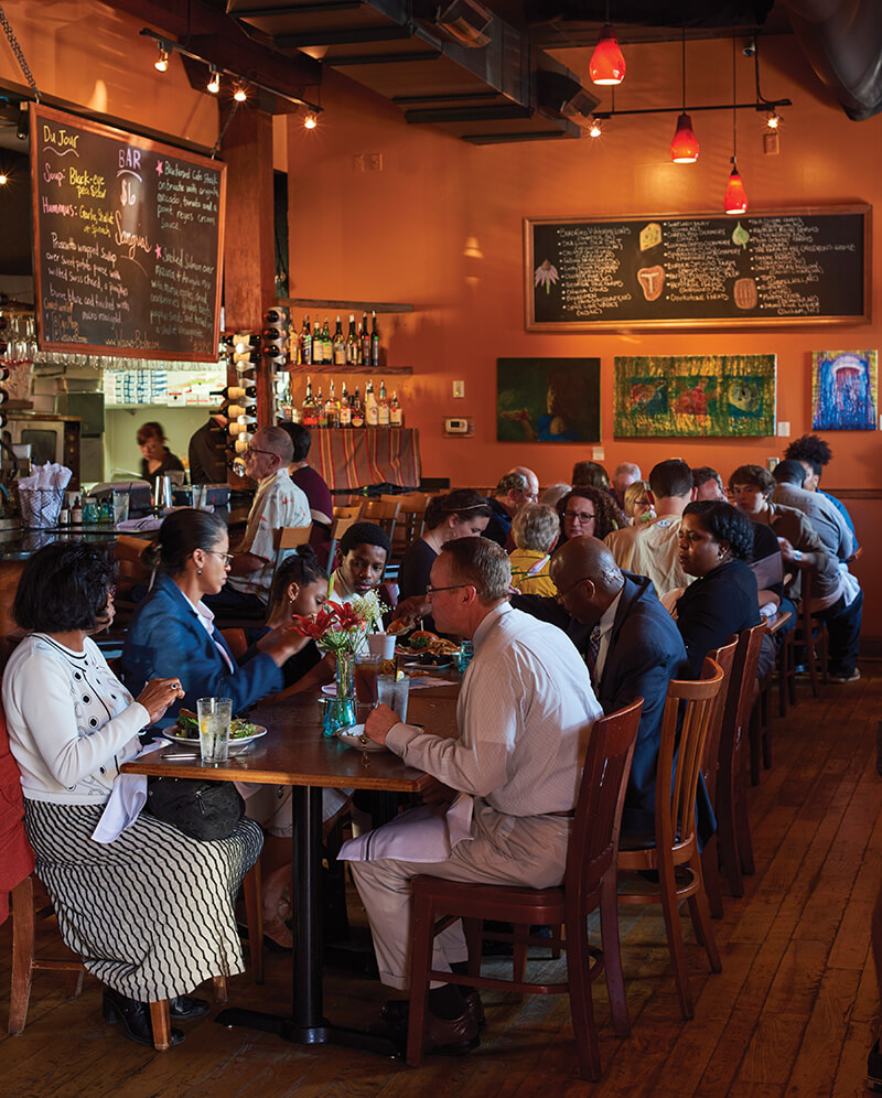 willow u0027s bistro combines innovation with the familiar u2013 our state