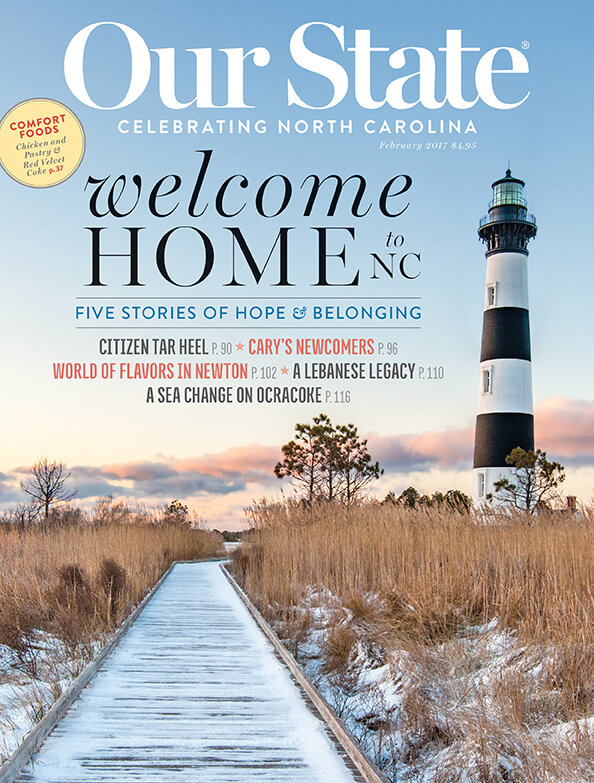 Travel Guide Appalachian Trail Hikes in North Carolina  Our State Magazine