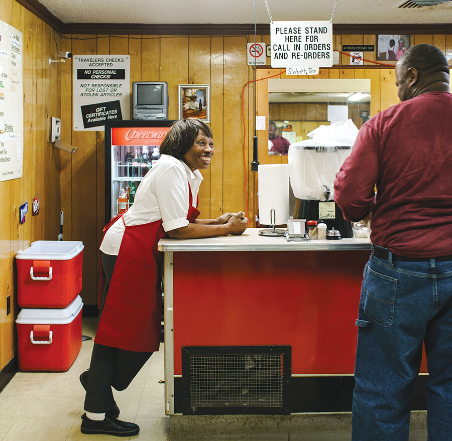 B.W. Keaton's Fried Chicken Legacy Lives On at Keaton's Barbecue