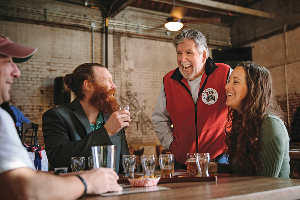 Local Breweries are Crafting Communities Across the State