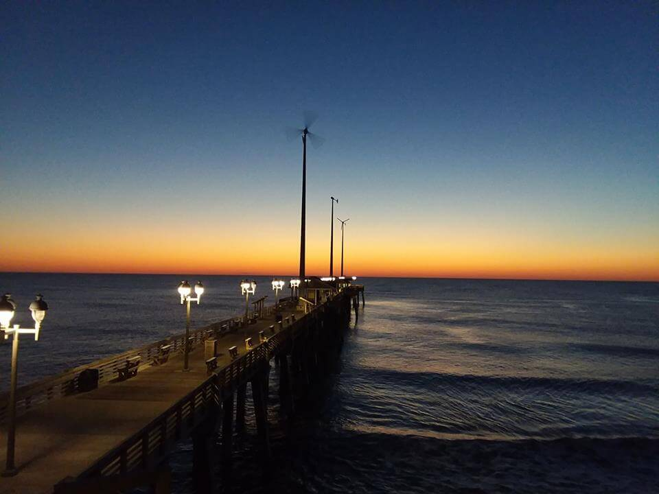How jennette s pier became the people s pier our state for Jennette s fishing pier