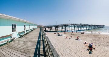 Kure Beach Pier is a Family Affair