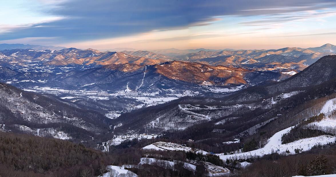 The Mountain Moguls of Cataloochee Ski Area  Our State