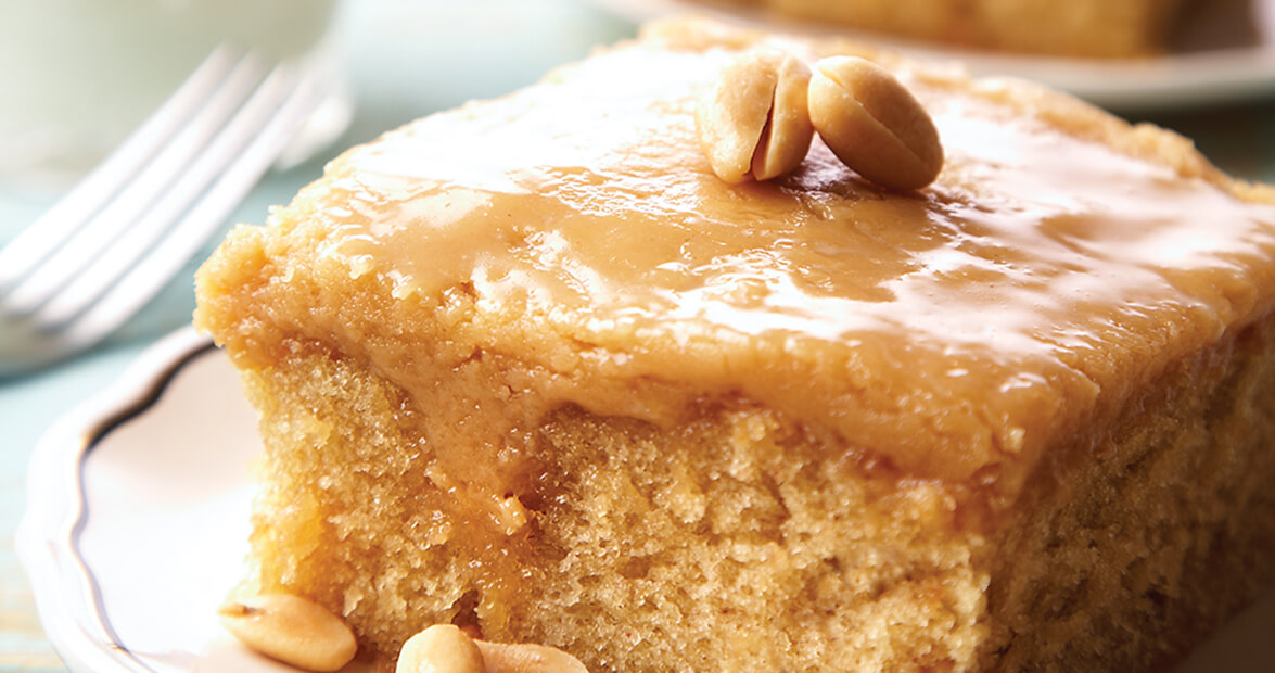 peanut butter cake school days peanut butter cake our state magazine 6416