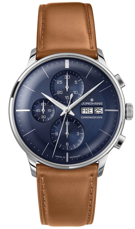 JUNGHANS Meister Chronoscope Uhren  uhrcenter Uhren Shop