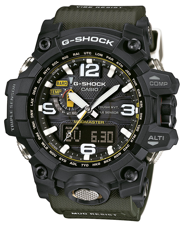 CASIO Uhren gnstig kaufen  uhrcenter Armbanduhren Shop