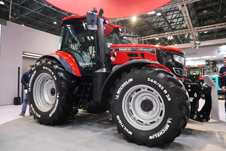 Tractor Mancel F5-145