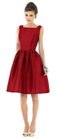 Garnet Bridesmaid Dresses : The Dessy Group