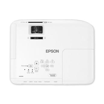 Epson PowerLite Home Cinema 760 WXGA 3LCD Home V11H848020