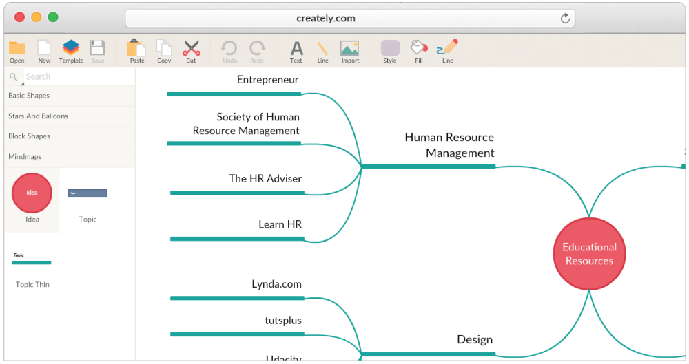 medium resolution of mind map maker to map ideas visually