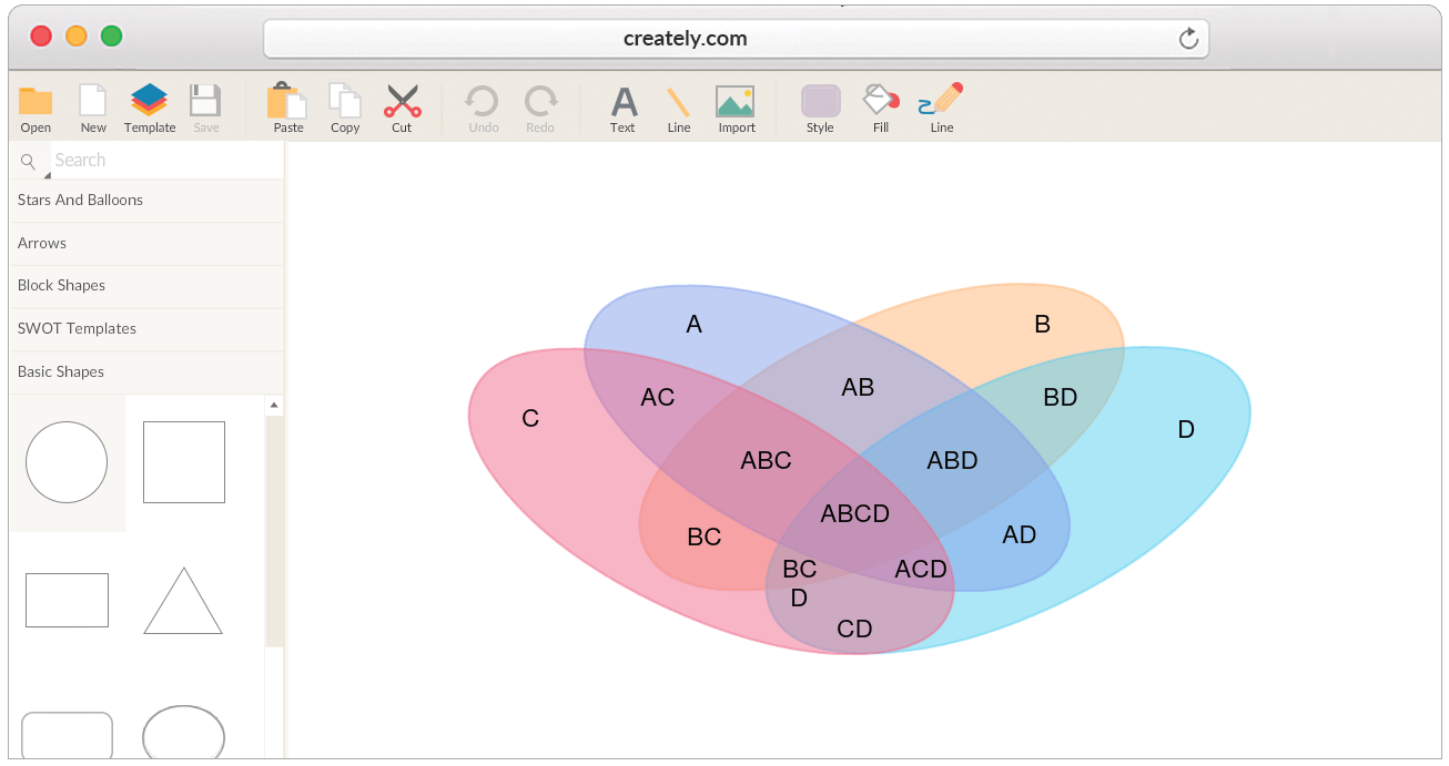 hight resolution of tools and templates to detailed venn diagrams