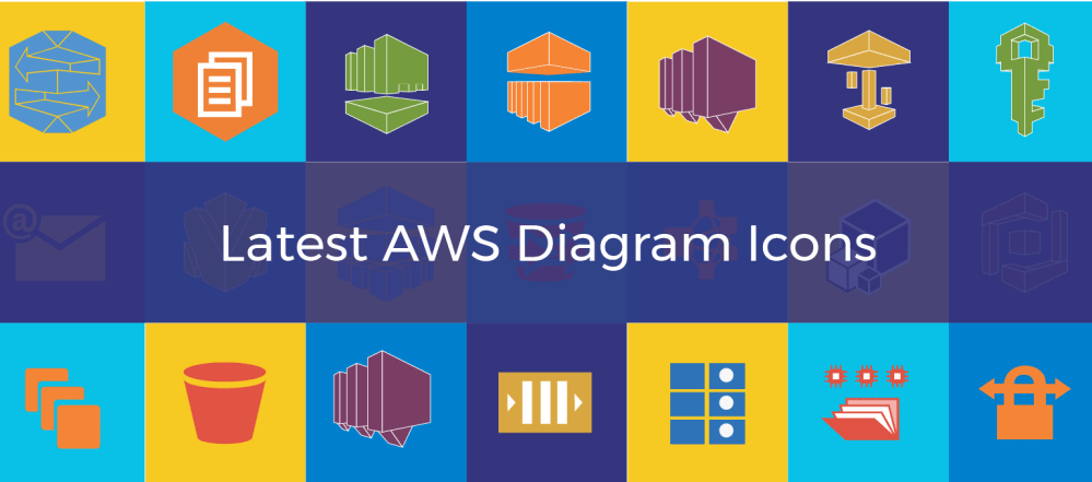 medium resolution of aws icons to draw aws diagrams and plan your infrastructure creately blog